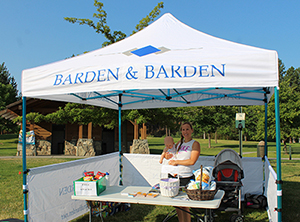 Cycle Celebration sponsor Barden and Barden